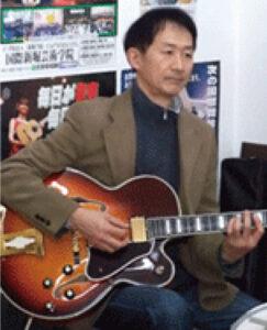 宍戸 悟 先生(日)エレキギター・フォークギターベース・ドラム