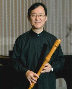 谷川 博基 先生(不定期)リコーダー