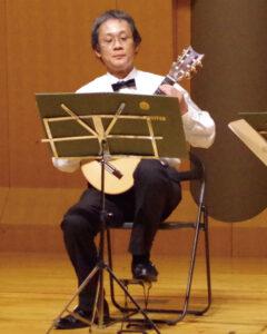 鈴木展宏日ギター全般、ウクレレ、ベース